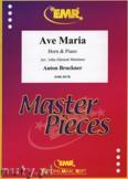 Ok�adka: Bruckner Anton, Ave Maria - Horn