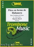 Okładka: Ravel Maurice, Piece en forme de Habanera - Trombone
