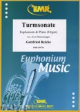Ok�adka: Reiche Gottfried, Turmsonate - Euphonium