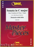 Ok�adka: Della Bella Domenico, Sonata in C major - Trombone