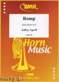 Okładka: Agrell Jeffrey, Romp - Horn