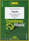 Ok�adka: Schnyder Daniel, Sonata - Trombone