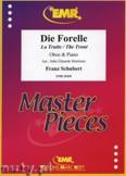 Ok�adka: Schubert Franz, Die Forelle - Oboe