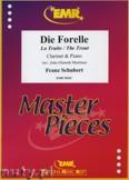 Okładka: Schubert Franz, Die Forelle - CLARINET