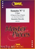 Okładka: Marcello Benedetto, Sonata N° 1 in F major - Tuba