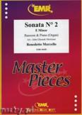 Ok�adka: Marcello Benedetto, Sonata N� 2 in E minor - BASSOON