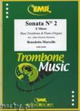 Ok�adka: Marcello Benedetto, Sonata N� 2 in E minor - Trombone