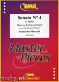 Ok�adka: Marcello Benedetto, Sonata N� 4 in G minor - BASSOON