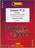 Ok�adka: Vivaldi Antonio, Sonata N� 4 in Bb major - Tuba