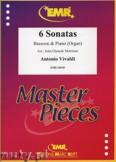 Okładka: Vivaldi Antonio, 6 Sonatas - BASSOON