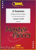 Okładka: Vivaldi Antonio, 6 Sonatas - Tuba