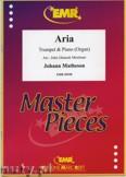 Okładka: Matheson Johann, Aria - Trumpet