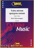 Okładka: Sturzenegger Kurt, Tuba mirum spargens sonum - Tuba