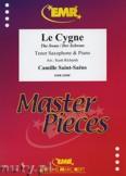 Okładka: Saint-Saëns Camille, Le Cygne - Saxophone