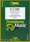Okładka: Saint-Saëns Camille, Le Cygne - Trombone