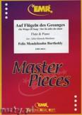 Ok�adka: Mendelssohn-Bartholdy Feliks, Auf Fl�geln des Gesanges - Flute