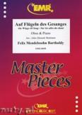 Ok�adka: Mendelssohn-Bartholdy Feliks, Auf Fl�geln des Gesanges - Oboe