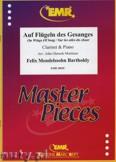 Ok�adka: Mendelssohn-Bartholdy Feliks, Auf Fl�geln des Gesanges - CLARINET
