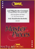 Ok�adka: Mendelssohn-Bartholdy Feliks, Auf Fl�geln des Gesanges - Saxophone