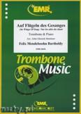 Ok�adka: Mendelssohn-Bartholdy Feliks, Auf Fl�geln des Gesanges - Trombone