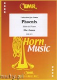 Okładka: James Ifor, Phoenix - Horn