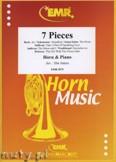 Okładka: James Ifor, 7 Pieces - Horn