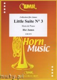 Okładka: James Ifor, Little Suite N° 3 - Horn