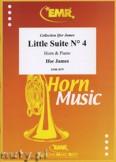 Okładka: James Ifor, Little Suite N° 4 - Horn