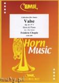 Ok�adka: Chopin Fryderyk, Valse Op. 64 N� 1  - Horn