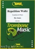 Okładka: James Ifor, Repetition Waltz - Trombone