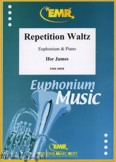 Okładka: James Ifor, Repetition Waltz - Euphonium