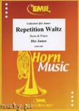 Okładka: James Ifor, Repetition Waltz - Horn