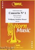 Okładka: Mozart Wolfgang Amadeusz, Concerto N° 1 - Horn