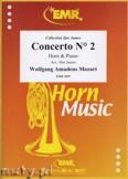 Ok�adka: Mozart Wolfgang Amadeusz, Concerto N� 2 - Horn