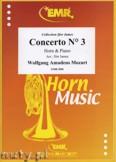 Okładka: Mozart Wolfgang Amadeusz, Concerto N° 3 - Horn