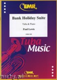Okładka: Lewis Paul, Bank Holiday Suite - Tuba