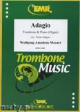 Okładka: Mozart Wolfgang Amadeusz, Adagio KV 580A - Trombone