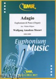 Okładka: Mozart Wolfgang Amadeusz, Adagio KV 580A - Euphonium