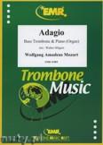 Ok�adka: Mozart Wolfgang Amadeusz, Adagio KV 580A - Trombone
