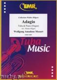 Okładka: Mozart Wolfgang Amadeusz, Adagio KV 580a - Tuba