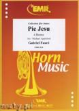 Okładka: Fauré Gabriel, Pie Jesu - Horn