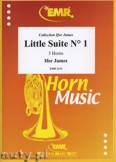 Ok�adka: James Ifor, Little Suite No. 1 for 5 Horns