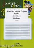 Okładka: James Ifor, Solos for Young Players Vol. 1 - Horn