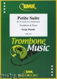 Okładka: Baudo Serge, Petite Suite - Trombone