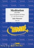 Okładka: Massenet Jules, Meditation from Thais - Saxophone