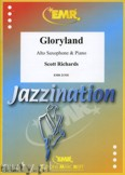 Okładka: Richards Scott, Gloryland - Saxophone