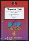 Okładka: Last James, Einsamer Hirte - Flute