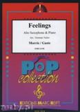 Ok�adka: Morris Albert, Gaste Louis, Feelings - Saxophone