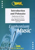 Okładka: Demersseman Jules, Introduction et Polonaise - Euphonium