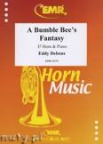 Okładka: Debons Eddy, A Bumble Bee's Fantasy - Horn